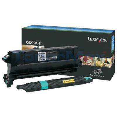 LEXMARK C920 TONER CART BLACK 